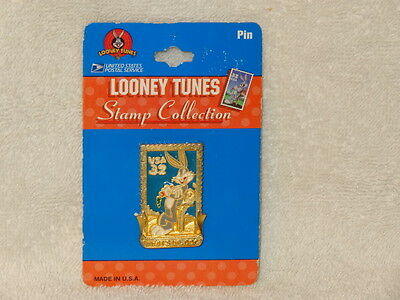 USPS Looney Tunes Stamp Collection Taz Pin 1997