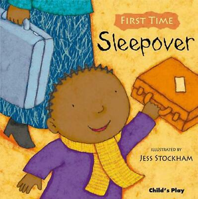Sleepover (First Time), , New Book