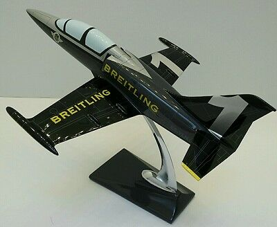 Original Breitling Jet Airplane Dealer Display Brand New