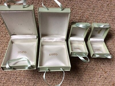 oasis gift boxes for jewellery