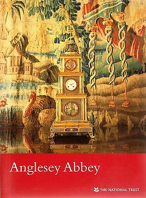 National Trust Guide Book To Anglesey Abbey Cambridgeshire 20072