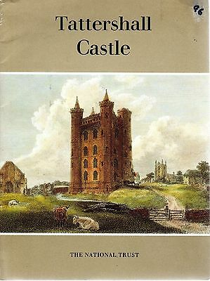 1981 20151 National Trust Guide To Tattershall Castle Lincolnshire