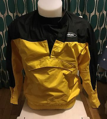 Yak Mens Size S Sailing Jacket / Coat Quest Cag Immaculate