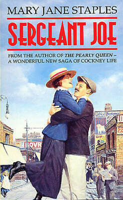 Sergeant Joe (Cockney Life Series 8), Staples, Mary Jane, New Book