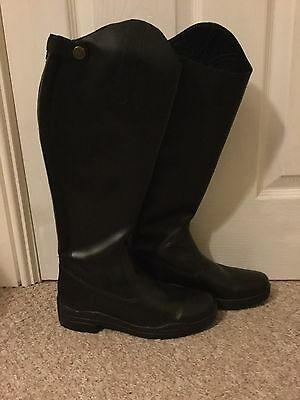 Shires Riding Boots Size 6