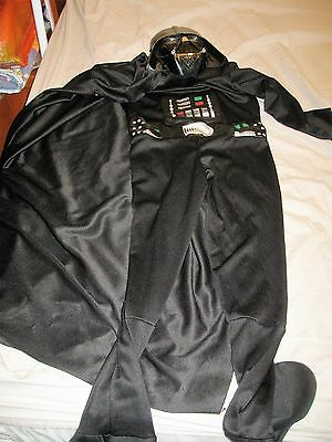 Star Wars Darth Vader costume size small from Rubies