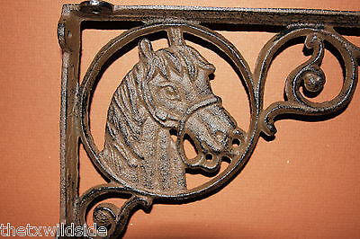 (6), Horse,shelf Brackets,corbels,library,french Decor,home Improvement, B-4