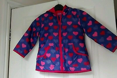 Girls jacket size 3-4 years