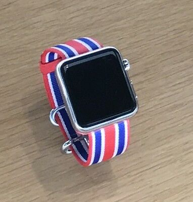 Limited Edition Team GB Apple Watch Strap (Size 38mm) Rio 2016 Olympic Games