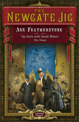 The Newgate Jig, Featherstone, Ann, New Book