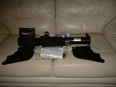 Ford Transit Mk7 Complete Tow Bar Kit