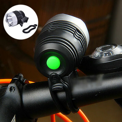 LED Bicycle Bike Light USB Front Cycling Light Head lamp fbus