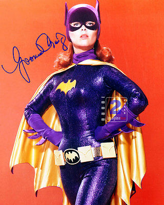 "Yvonne Craig  8""x 10"" Signed Color PHOTO REPRINT"