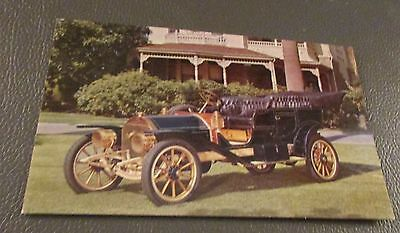 Postcard.. EARLY AUTOMOBILES ..1909 PREMIER