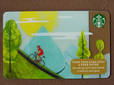 STARBUCKS CARD ( to collect no value ) USA  2015