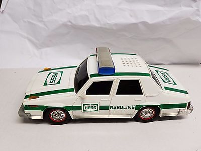 1993 Hess Police Patrol Car & 1994 Hess Ladder Truck - no boxes