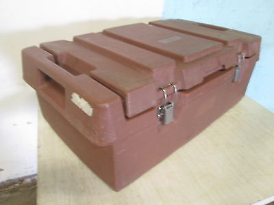 """vollrath 22072"" Commercial H.d (Nsf) Insulated Hot/cold Poly Food Box Carrier"