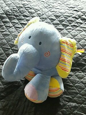 mothercare baby soft toy Elephant