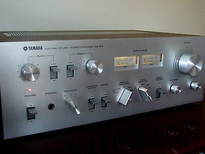 Yamaha CA-610  1978 Vintage Stereo Integrated Amplifier