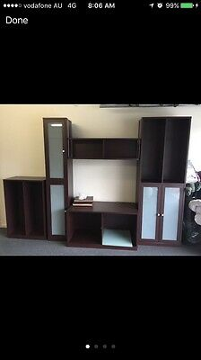 Freedom Furniture Tv Cabinet Entertainment Unit