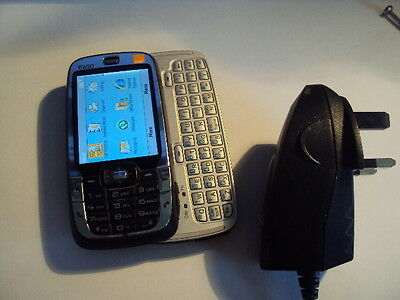 Original Spv E650  On Orange Windows Smart Mobile Phone+Charger