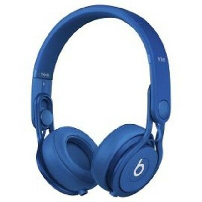 Beats by Dr Dre Mixr On-Ear Headphones - BLUE  NEW IN BOX