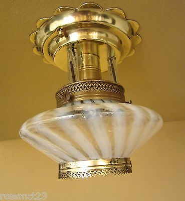 Vintage Lighting circa 1940 foyer hall fixture