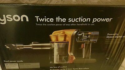Dyson DC34 Cordless Vacuum Cleaner - Brand New In Box - 2 Year Dyson Warranty
