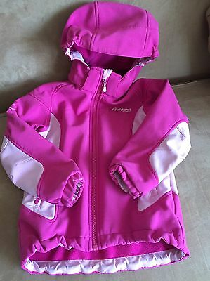 Berghans Girls Windproof Jacket age 5-6 (110)