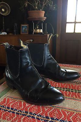 RM Williams Women's Black Boots Size 8