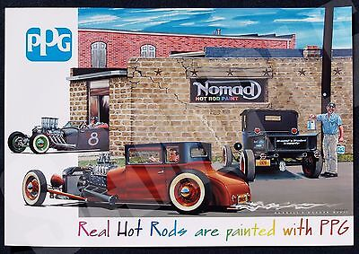 2011 PPG Industries Limited Edition Poster by Darrell D Mayabb