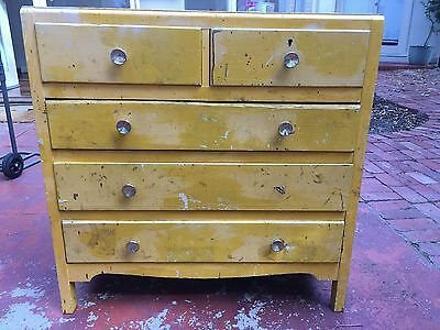 Vintage Retro Chest of Drawers/Tallboy