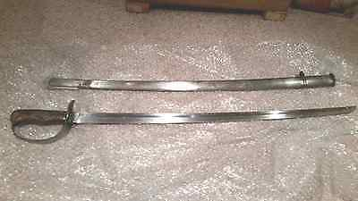 ww2 Japanese type 32 NCO sword sabre with matching scabbard