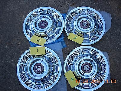 1957 Cadillac Wheelcovers