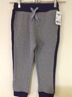 OSH KOSH  New with Tags Boys Trackie Pants. Size 4T.