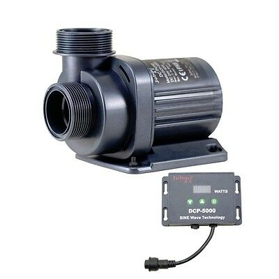 2017 New Jebao DCP-5000 Marine Controllable Water Return Pump