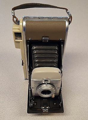 Vintage Model 80A, Polaroid Land Camera, w/case and accessories