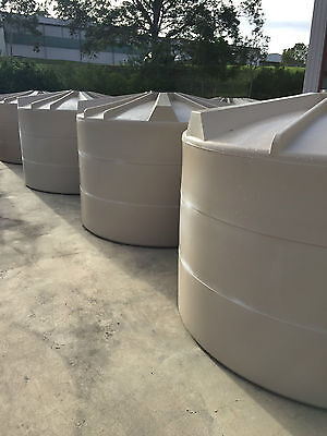 5000L Poly Rain Water Tanks $595 SE QLD ONLY