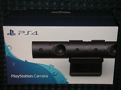 NEW model! SONY PS4 Camera with Microphone CUH-ZEY2J Playstation 4 Cam JAPAN F/S
