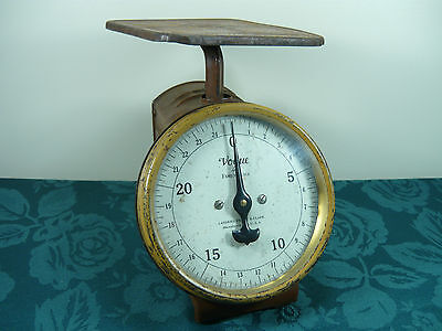 VINTAGE VOGUE FAMILY SCALES 1910s