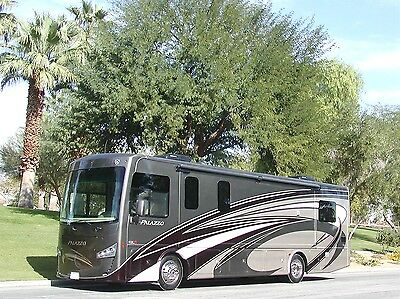 *** ESTATE SALE *** 2016 THOR Palazzo 33.2 Diesel Pusher ***