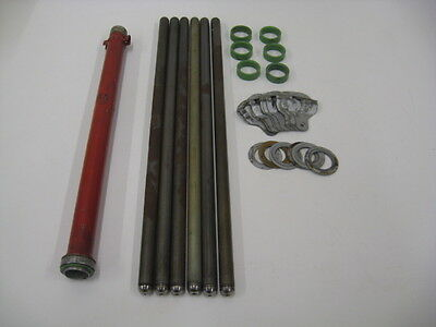 Push Rods, Tube, and Seals for a Lycoming IO-360