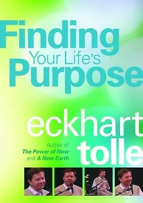 Finding Your Life's Purpose DVD - Eckhart Tolle
