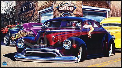 2008 PPG Hot Rod Poster