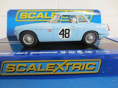 Scalextric MGB - 1/32 scale - C3312 - New in Box.