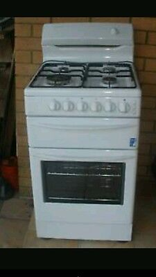 Westinghouse gas stove