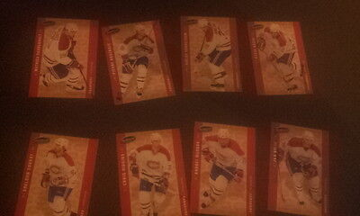 NHL Trading Cards Parkhurst 2005/2006 Montreal Canadiens