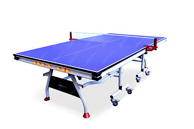 Levante Compeition Double Happiness 25Mm Table Tennis Ping Pong Table Pro Access