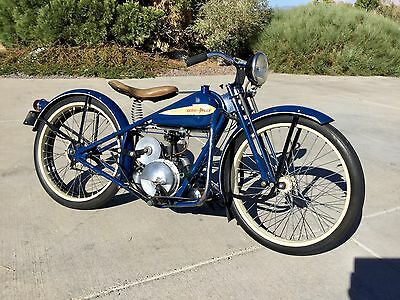 1952 Other Makes Simplex Servi Cycle  All Original Barn Find 1952 Simplex Servi-Cycle 125cc Model M, Beautiful! Runs!