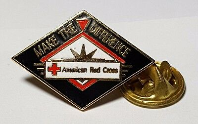 1992, Los Angeles Chapter of the American Red Cross membership pin